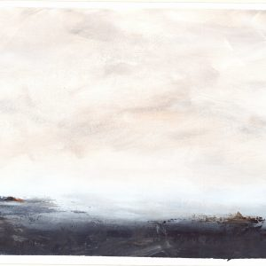 Cill Rialaig #3. Acrylic on paper.