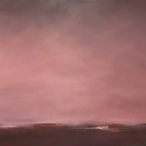Toujours pour toujours. Huile sur toile. 91,4 x 121,9 cm (36 x 48 pouces)